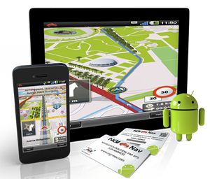 NGI Maghreb Navigation GPS pour Android mobile et tablette